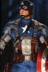 Captain America Review: Or Why Steroids Are Awesome
